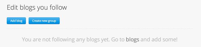10 tilføj blogs du føler til Bloglovin