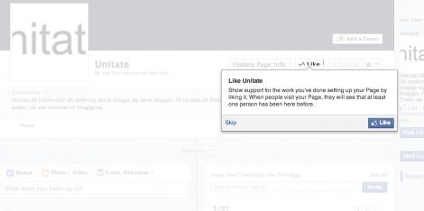 3 Rundvisning på din Facebook fanside til blog