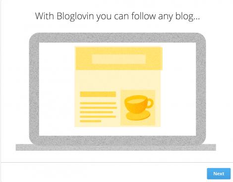 3 oprettelse ved bloglovin