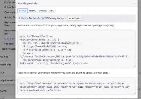 8 Færdige code til indsættelse på din blog