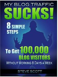 My Blog Traffic Sucks!