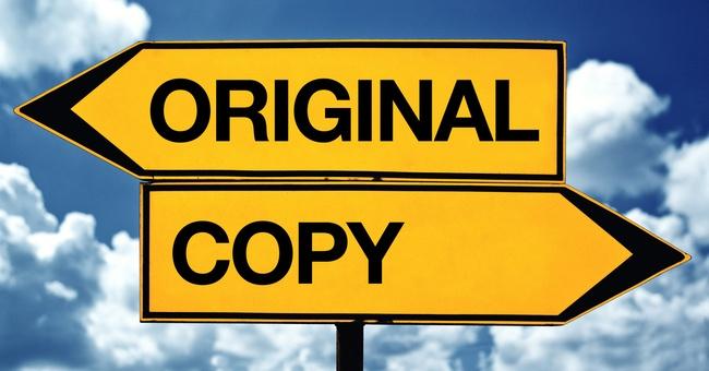 Når andre kopierer dine indlæg