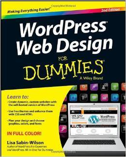 WordPress Web Design For Dummies