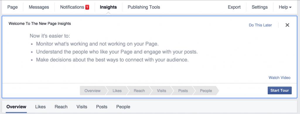 Lær af dine fejl med FAcebook insights