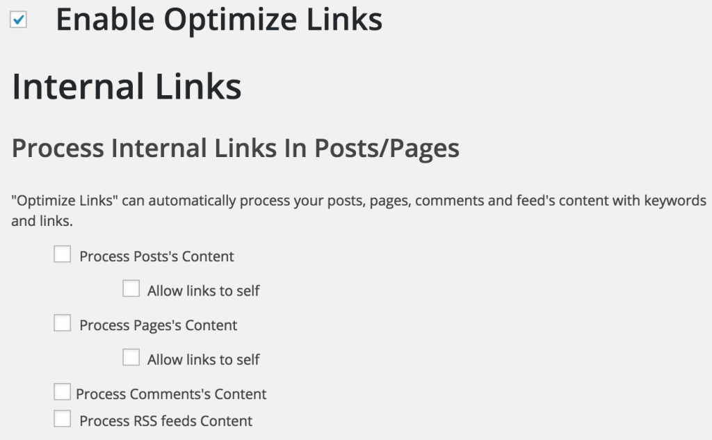 1. WP Optimize plugin