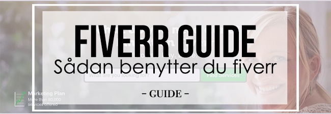 Fiverr guide - top