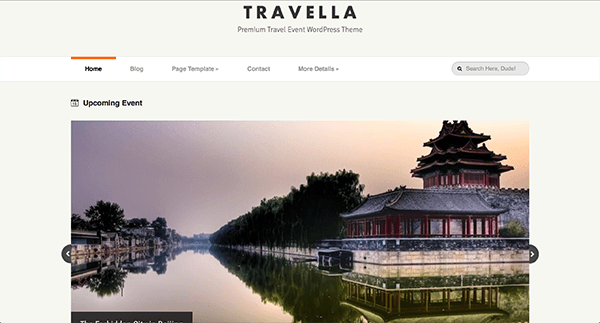 Travella fra Colorlabsproject