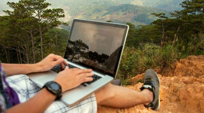 Blog på rejsen